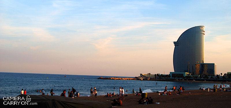 Barcelona W Beach