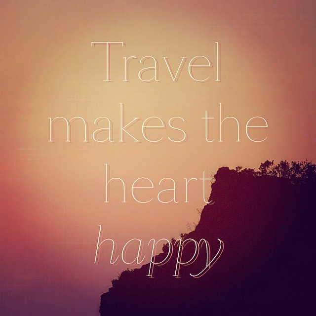 #wordsofwisdom #travelhappy #travelgram