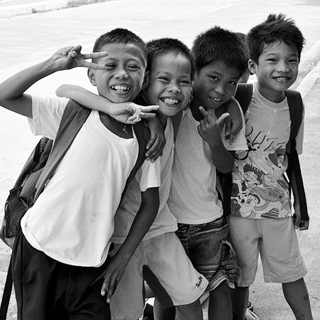 Our ? goes out to the amazing people of the #Philippines as they begin recovery from recent typhoon #hagupit #smilingfaces #filipino #travel