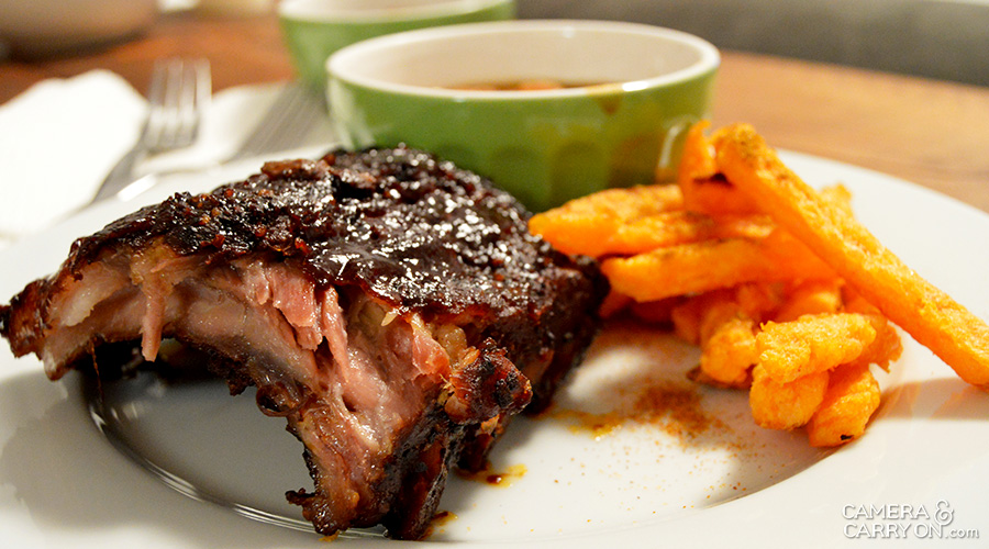 finalplate_chocolatebeerribs_cameraandcarryon