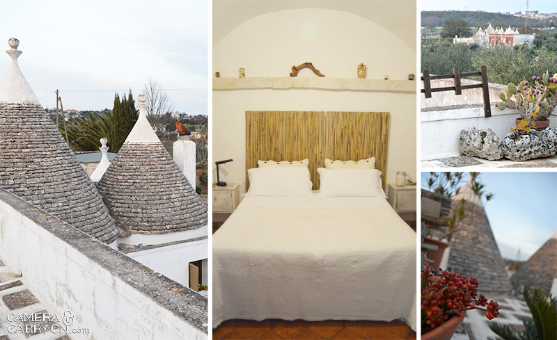Trulli in Cisternino, Italy -- 6 Unique Places I Spent the Night | CameraAndCarryOn.com