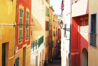 24 Photos That Will Inspire You to Travel the World NOW -- Streets of Nice, France #travel #photograph #wanderlust feature photo | CameraAndCarryOn.com