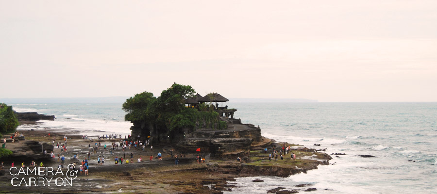Tanah Lot in Bali, Indonesia -- 24 Photos That Will Inspire You to Travel the World NOW | CameraAndCarryOn.com