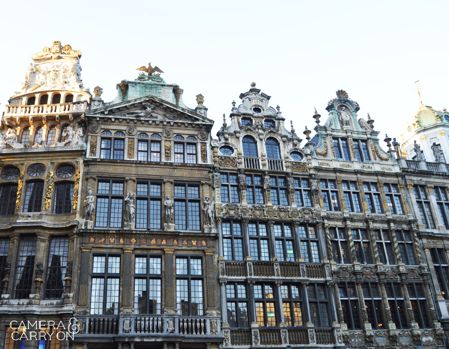 Brussels, Belgium -- 24 Photos That Will Inspire You to Travel the World NOW | CameraAndCarryOn.com