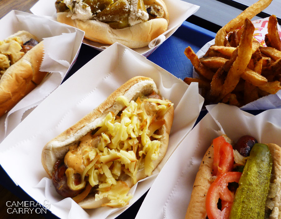 Hot Doug's in Chicago, IL -- 24 Photos That Will Inspire You to Travel the World NOW | CameraAndCarryOn.com
