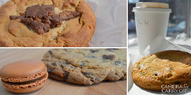 Cookies - A Local's Food Guide to Boston's South End #restaurant #guide #boston #southend | CameraAndCarryOn.com