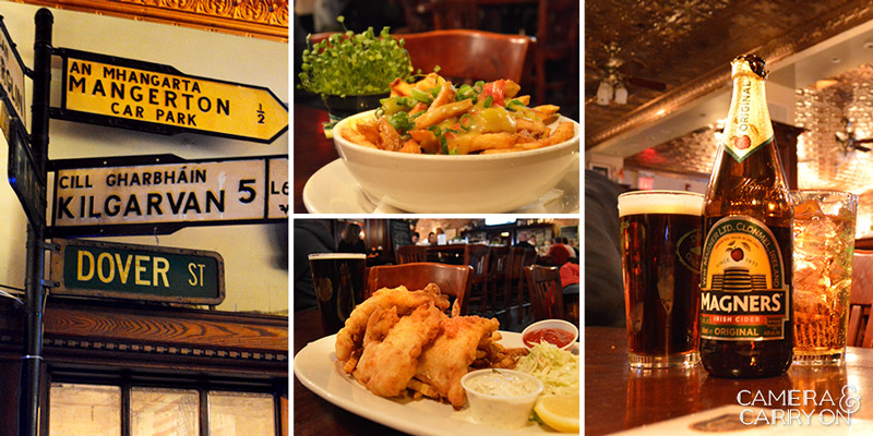 J.J. Foley's - A Local's Food Guide to Boston's South End #restaurant #guide #boston #southend | CameraAndCarryOn.com