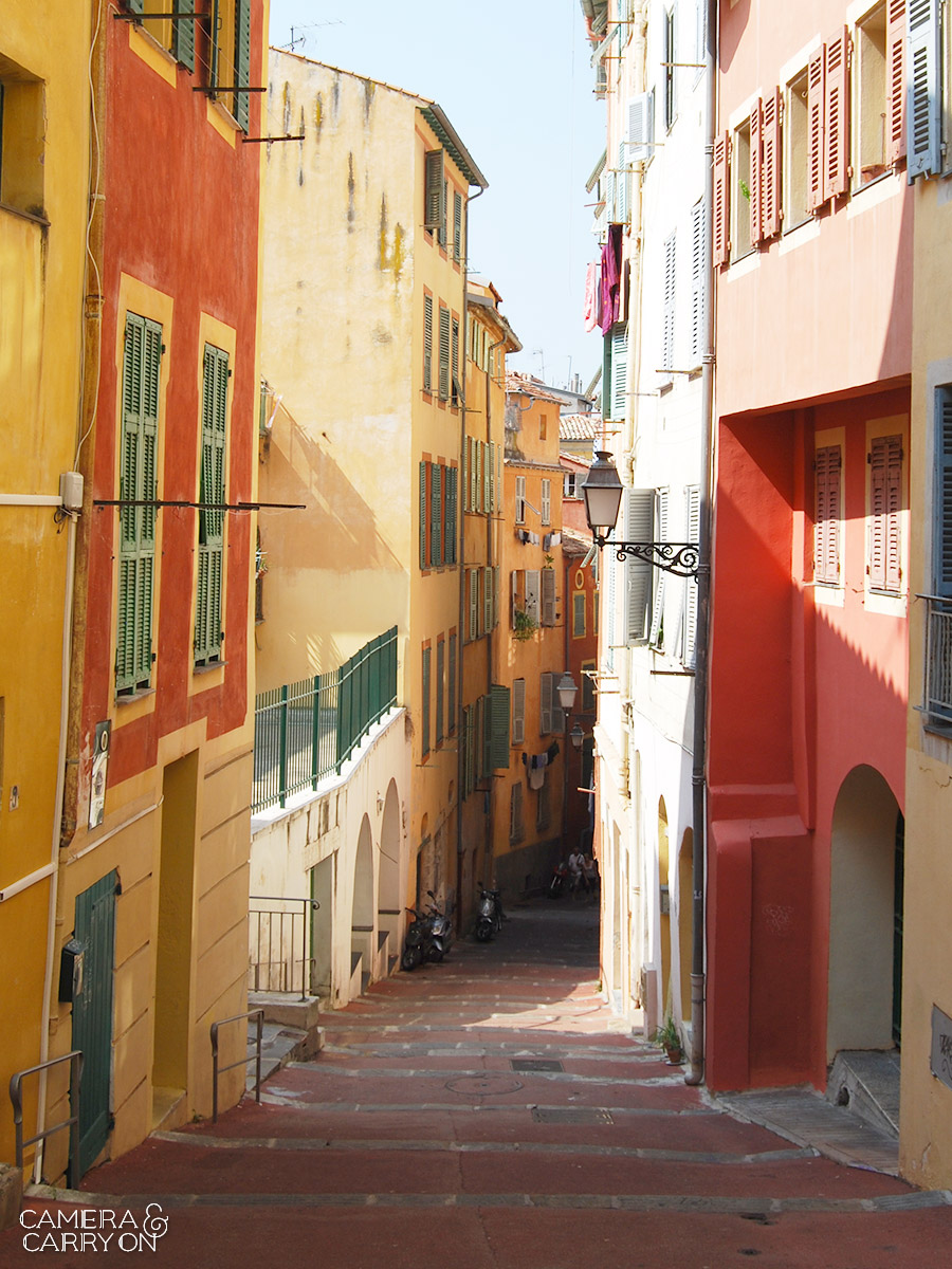 City Streets of Nice, France -- 24 Photos That Will Inspire You to Travel the World NOW | CameraAndCarryOn.com
