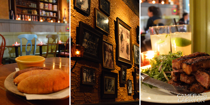 Orinoco a Latin Kitchen - A Local's Food Guide to Boston's South End #restaurant #guide #boston #southend | CameraAndCarryOn.com
