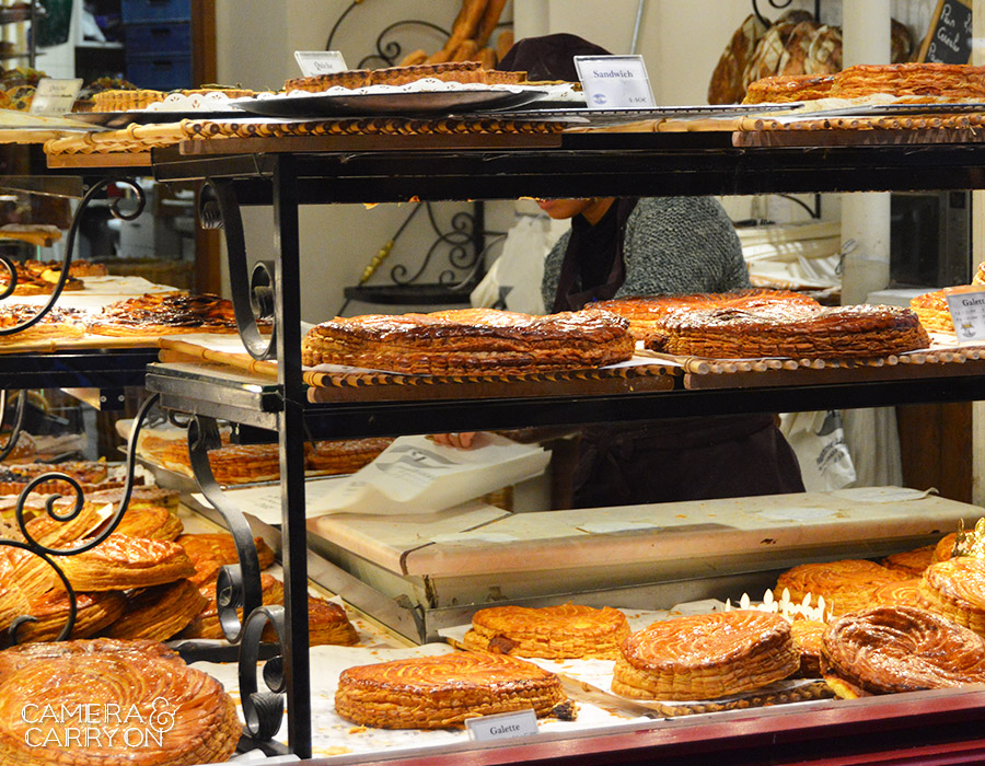 Bakery in Paris, France -- 24 Photos That Will Inspire You to Travel the World NOW | CameraAndCarryOn.com
