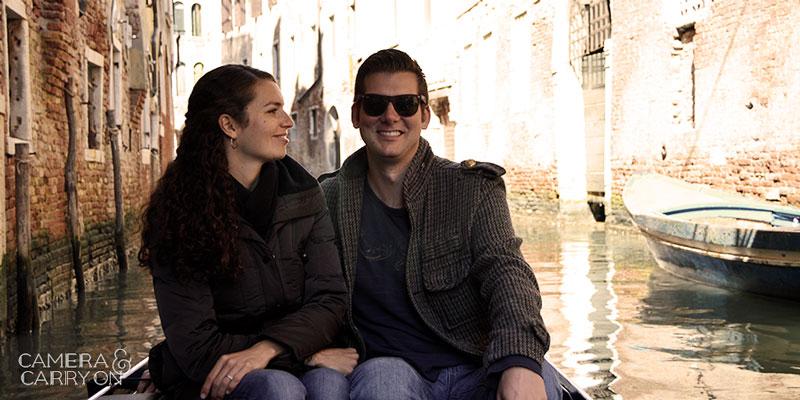 Liebster Award - Venice, Italy | CameraAndCarryOn.com