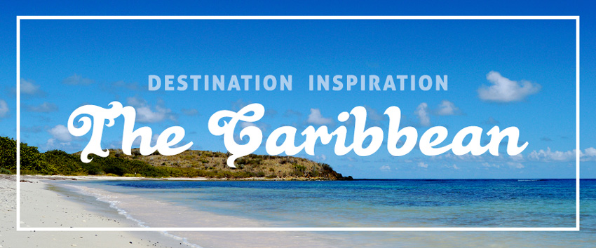 Destination Inspiration: The Caribbean #beach #stx #paradise #caribbean #travel #inspiration| CameraAndCarryOn.com