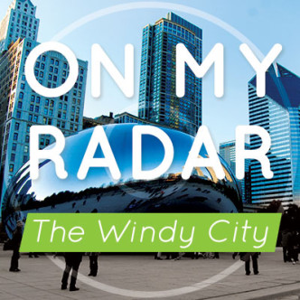 On My Radar: The Windy City — All things travel for home, work and away, inspired by #Chicago. #style #travel #decor #global #food #getaway #wanderlust | CameraAndCarryOn.com