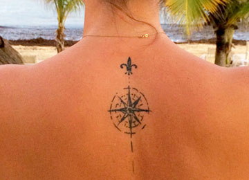 38 MORE Travel related Tattoos from Backpackers, Globetrotters, & Bloggers | CameraAndCarryOn.com