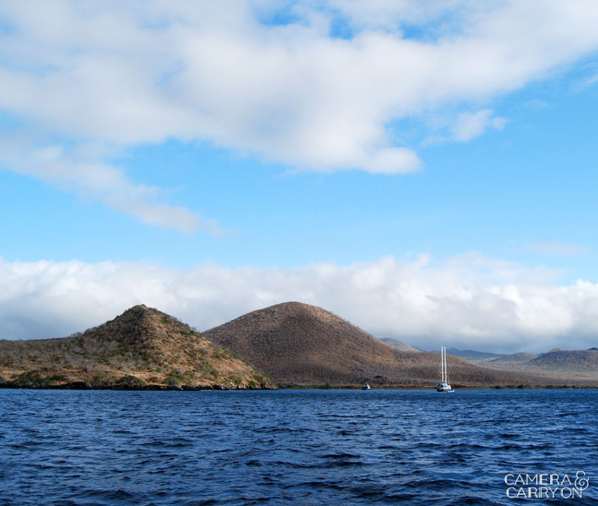 sailing -- Galapagos Wildlife and Scenery in Animated GIFs and Stunning Photos | CameraAndCarryOn.com