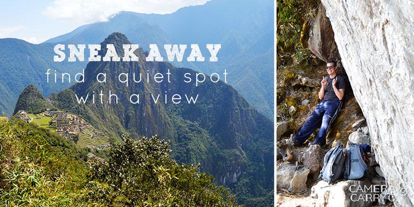 Inca Corn and Alpacas: The Art of Exploring Machu Picchu | CameraAndCarryOn.com