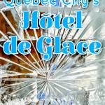 REAL LIFE Frozen: Québec City's Hôtel de Glace