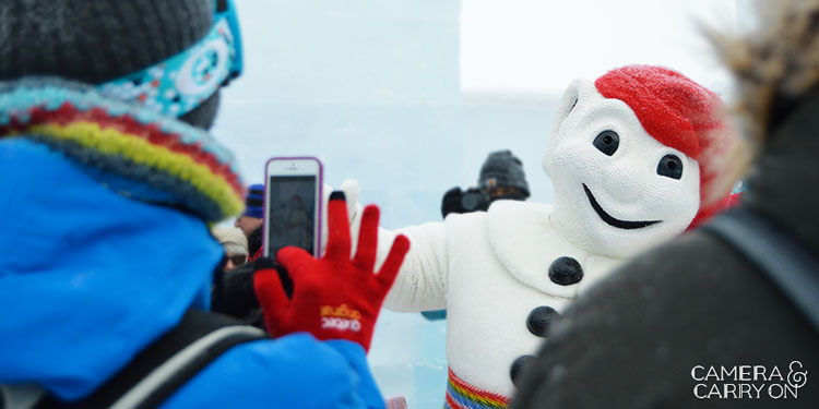Joyeux Carnaval - exploring Quebec's greatest winter event and meeting Bonhomme | CameraAndCarryOn.com