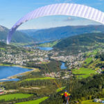 The Best Way to Get into Voss is by Parachute